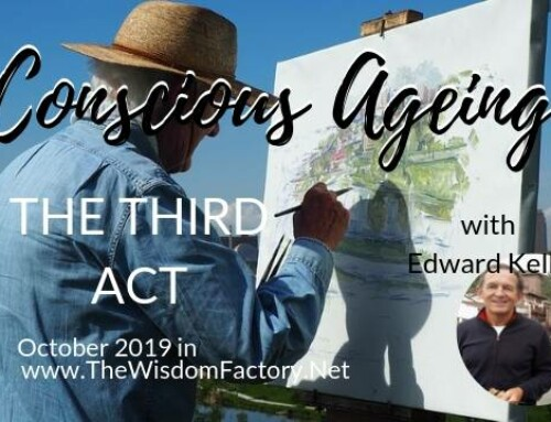 """""""The Third Act"""" with Edward Kelly"""