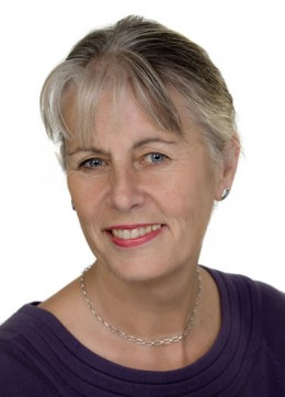Portrait of Ann Roberts