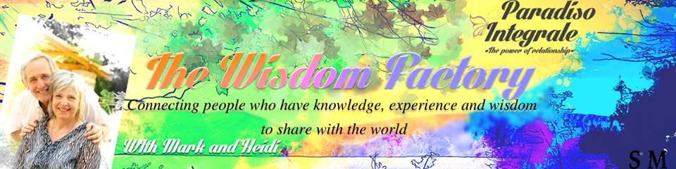 The Wisdom Factory Logo