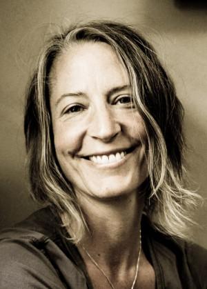 portrait of Christiane Pelmas