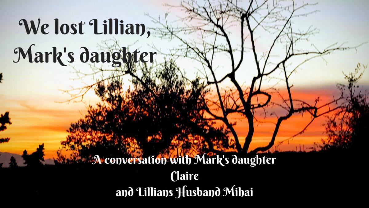 Cover Lillian Mihai