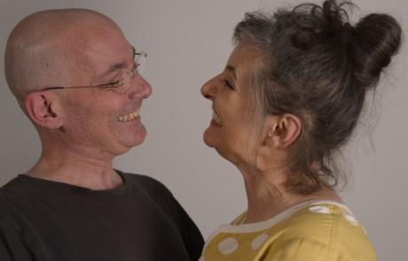 Portrait of Ulrike Haiden and Harald Kastner