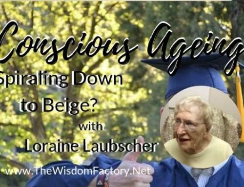 Spiraling down to Beige: Loraine Laubscher