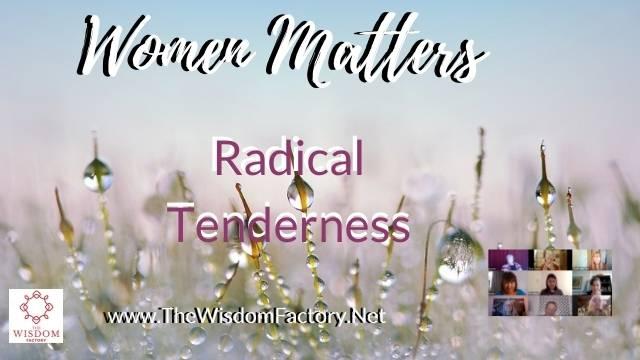 Radical Tenderness