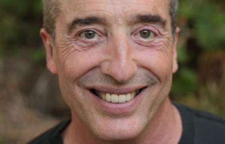Portrait of Terry Patten