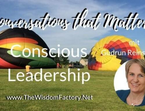 Gudrun Reinschmidt – Conscious Leadership