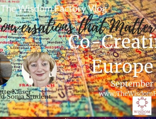 Co-creating Europe