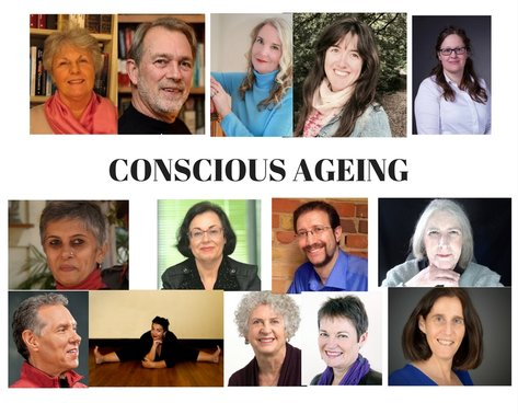Guests for 2018 Conscious Ageing series